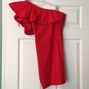 Blaque Label RED mini dress!